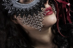 Chainmail-Unisex-Mask