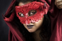 Red-Horn-Mask